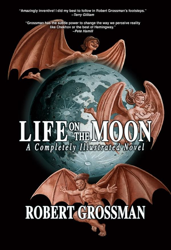 "Going Antiviral: Robert Grossman's ""Life on the Moon"""