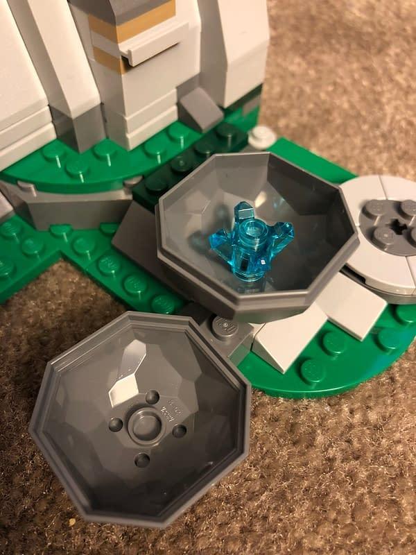 LEGO Star Wars Ahch To Training Set 13