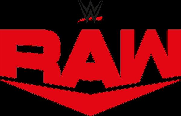 Le logo officiel de WWE Monday Night Raw. Crédit: WWE.