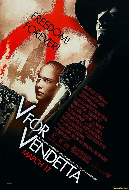 "Remembering ""V for Vendetta"" on this Fifth of November"