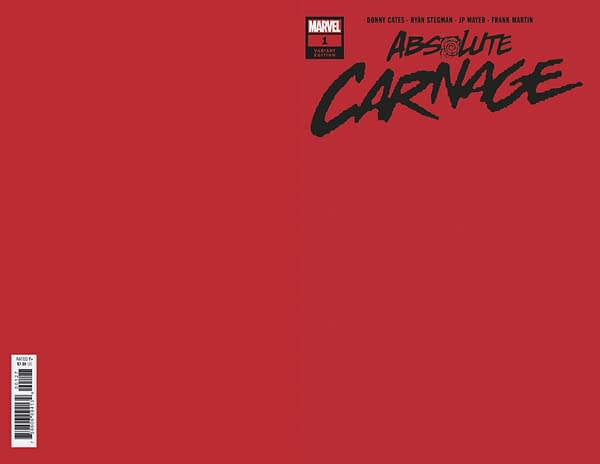 Thank FOC It's Saturday – Marvel Comics 1000, Absolute Carnage and First Female Turtle