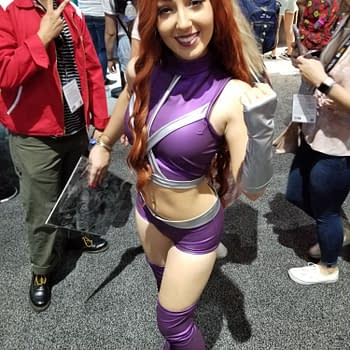 Starfire to Spider-Gwenom – 68 Cosplay Shots From San Diego Comic-Con 2019 on a Thursday…