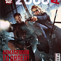 Preview This Weeks 2000AD &#8211 Judge Dredd Outlier Slaine Sinister Dexter And Jaege