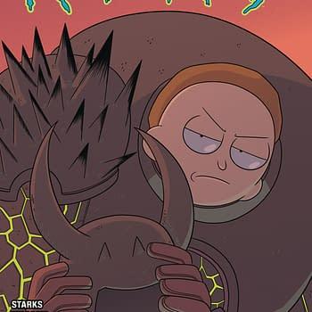 Rick And Morty Begins Final Mega-Story, The Rickoning in Oni Press 2019 November Solicitations