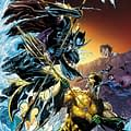 Is Eddy Barrows The New Artist On Aquaman