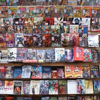 Magic Marvel and Monitoring Pullboxes &#8211 Comic Store In Your Future