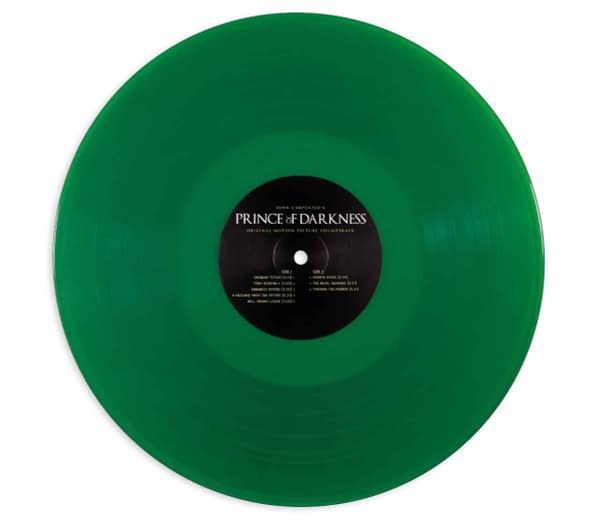 Mondo Prince of Darkness Soundtrack Vinyl 3