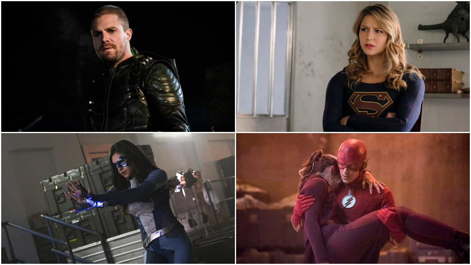 Ever Wonder How 'Arrow', 'The Flash' and 'Supergirl' Picked Their Leads? CW's David Rapport Explains All