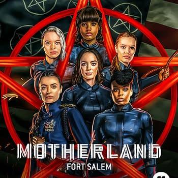 A look at the teaser poster for Motherland: Fort Salem season 2 (Image: Freeform)