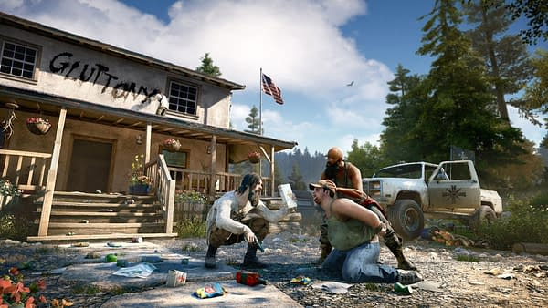 Ubisoft has Detailed Far Cry 5's PC Specs and Recommendations