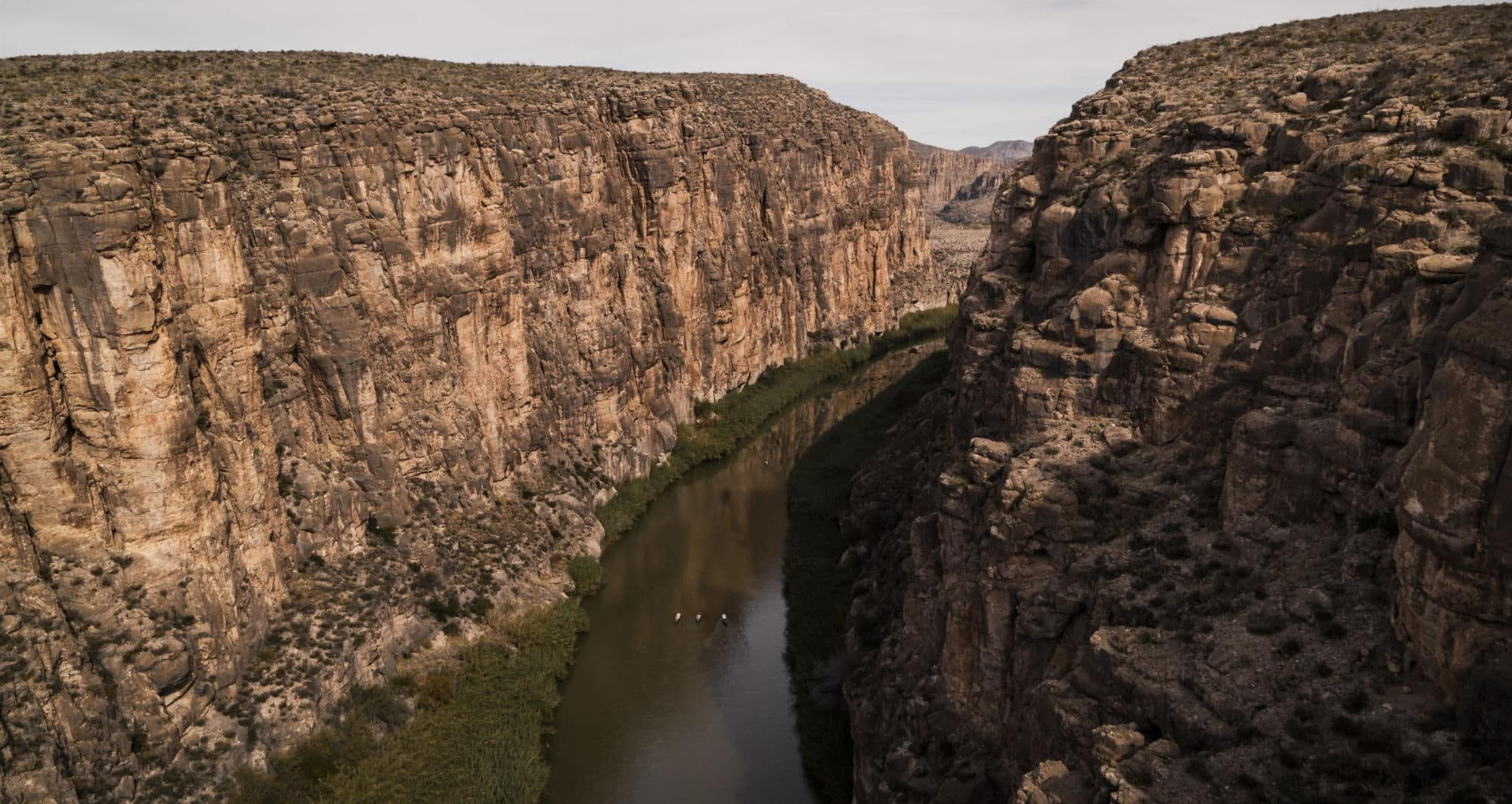 Lower Canyons of the Rio Grande