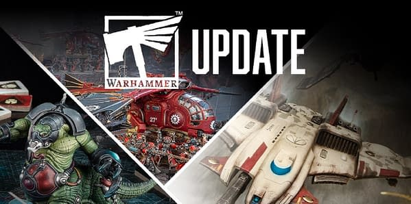 This is an update from Games Workshop.