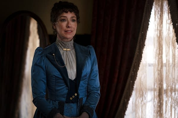 Molly Parker on Returning for 'Deadwood: The Movie', Character Chemistry