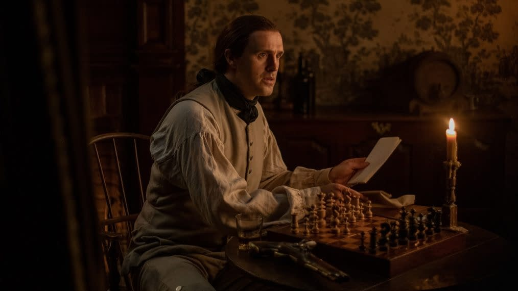 """Outlander"" Season 5 ""Perpetual Adoration"": For Jamie, More Choices to Make [PREVIEW]"