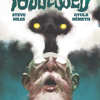 Steve Niles and Gyula Nemeth Launch The Possessed #1 From Clover Press in June 2020