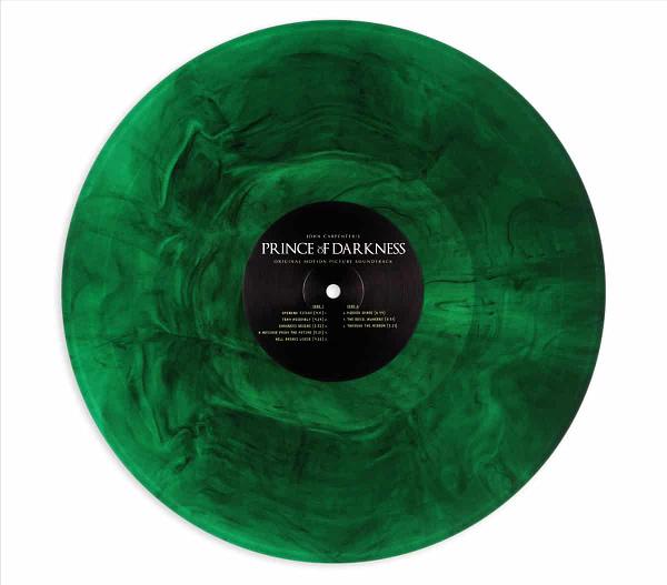 Mondo Prince of Darkness Soundtrack Vinyl 2