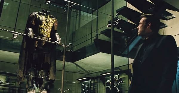 Justice League: David Ayer Clears Up DCEU Robin's Loose End