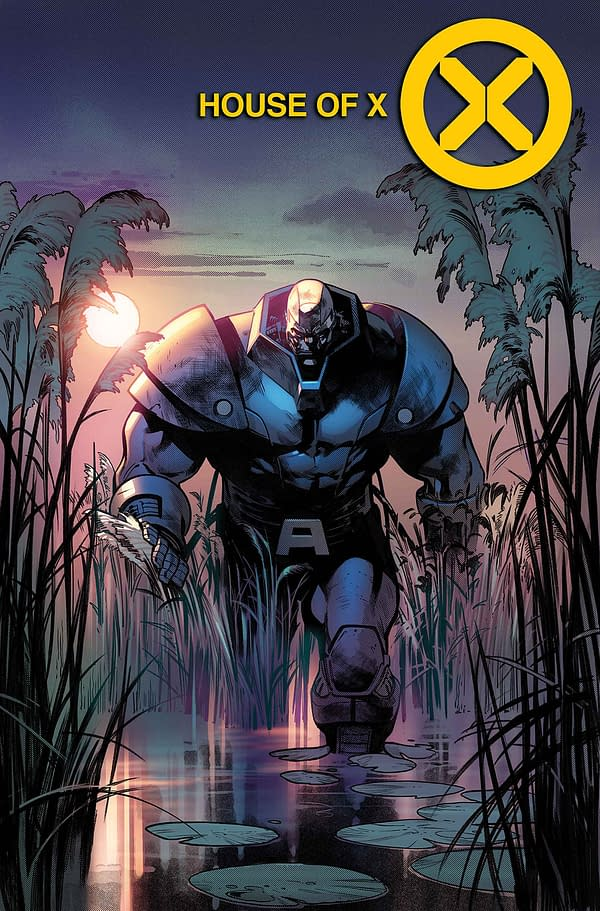 Magic Beanpods, X-Villains, and the Powers of Thor  in House of X #5 and Dead Man Logan #11 [X-ual Healing 9-18-19]