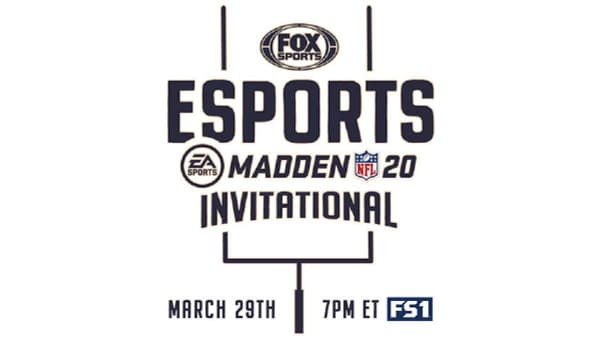 FOX Esports Madden NFL Invitational 2020