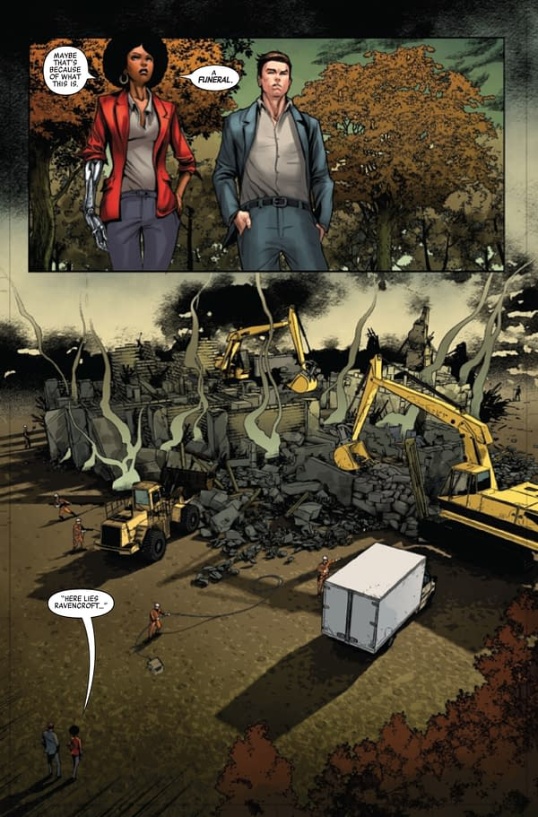Ruins of Ravencroft: Carnage #1 [Preview]