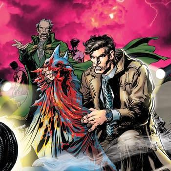Neal Adams Batman Vs Ras Al Ghul Series for DCs Year Of The Villain