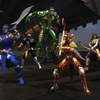 """DC Universe Online"" Celebrates Its Ninth Anniversary"