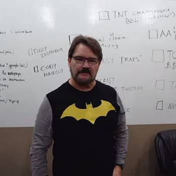 Tony Schiavone Not on AEW Dynamite Tonight Due to Late COVID-19 Test