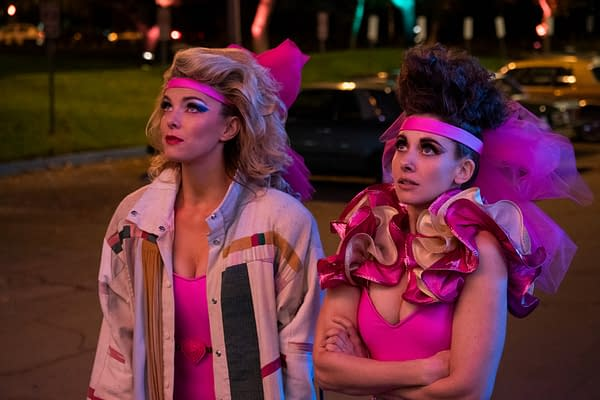 """5 Images from Season 3 of Netflix Series """"GLOW"""""""
