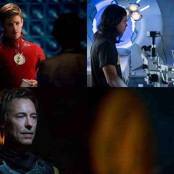 The Flash S5E10 The Flash &#038 the Furious: Nora Thawne and a Metahuman Cure [SPOILER REVIEW]