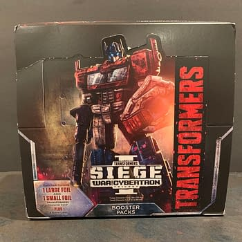Transformers War for Cybertron: Siege TCG Set is Out Now