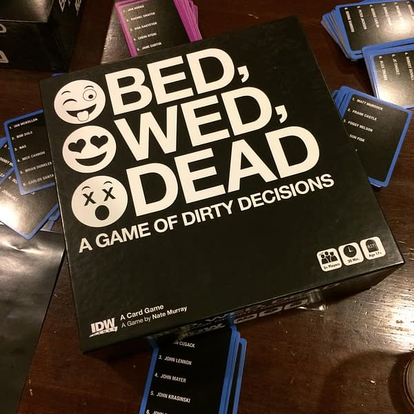 Poor Decisions Made In Haste: We Review 'Bed, Wed, Dead'