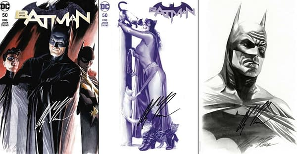 Alex Ross's San Diego Comic-Con 2018 Exclusive Sketchbooks, Covers, and Prints