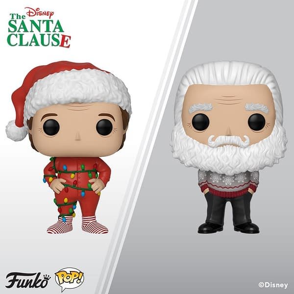 Funko Round-Up: X-Men, Santa Clause, and Funko Field Opens!