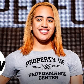 Simone Johnson begins training at WWE Performance Center: WWE Now, Feb. 10, 2020