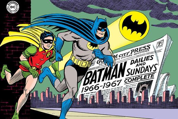 Batman-Dailies-and-Sundays-IDW-DC