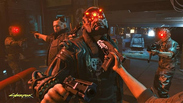 """You Won't Get To Be A Psycho Serial Killer In """"Cyberpunk 2077"""""""