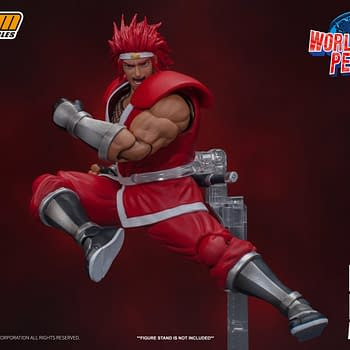 World Heroes Perfect Fumma Kotaro Figure from Storm Collectibles