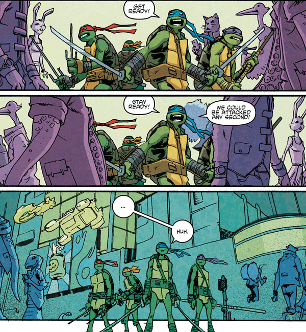 Turtles In Time #4