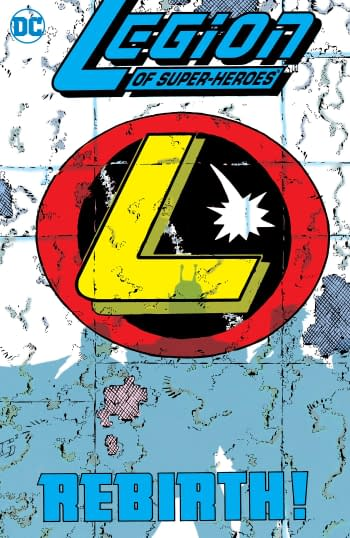 Legion Of Super-Heroes: Five Years Later – to Be a Lot Later Than That