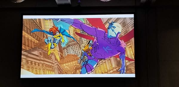 Is This Our First Look at a New Oracle from Batgirl #37?