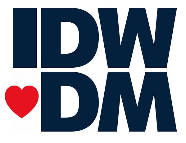 IDW Makes a Very Marked Statement About The Direct Market.