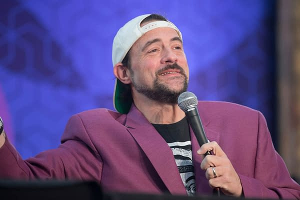 Kevin Smith has 'Star Wars: The Rise of Skywalker' Religion Thoughts…