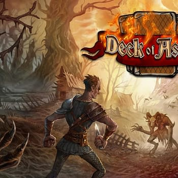 Deck Of Ashes Indie Game Announces Official Launch