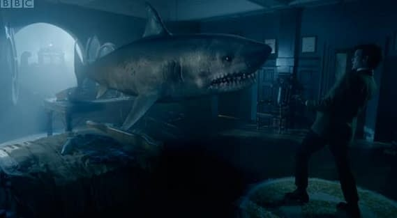 Geek Girl On The Street Reports: Has Doctor Who Jumped The Shark?