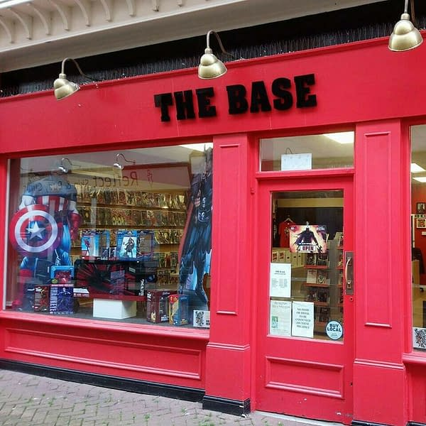 Buy the Contents of a British Comic Shop For $3,657.90
