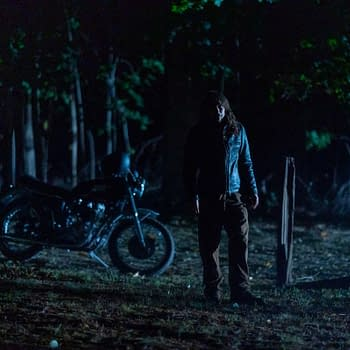 "A look at NOS4A2 ""The Night Road"" (Image: AMC)"