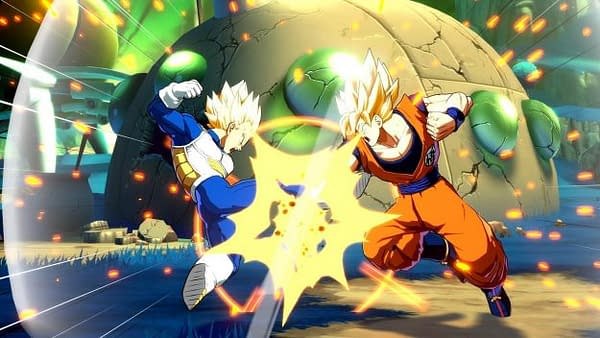 Dragon Ball FighterZ Open Beta Date and Times Confirmed