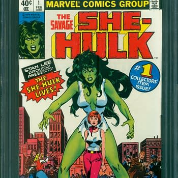 Grab A Nice 9.6 Copy Of Savage She-Hulk #1 On ComicConnect Today