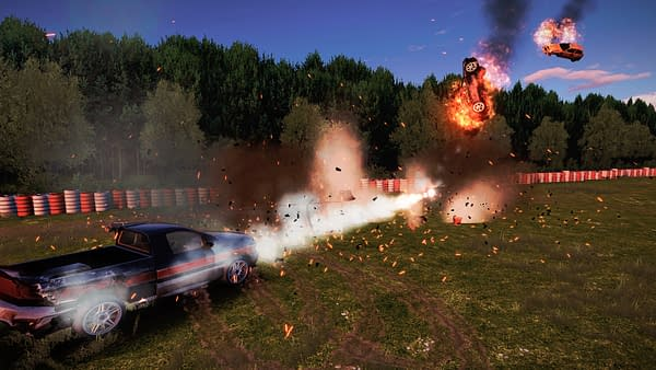 Racing Without The Pop & Flash: We Review 'Crashday: Redline Edition'