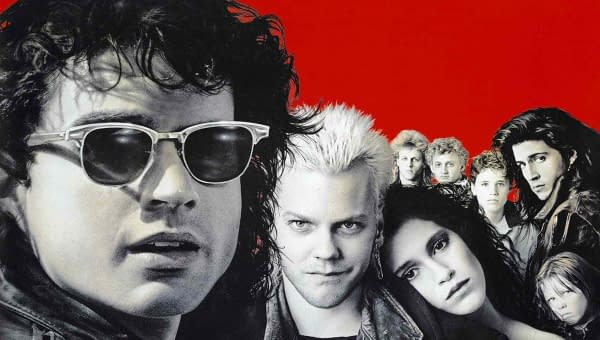 The Lost Boys still hasn't found a home at The CW, courtesy of Lionsgate.